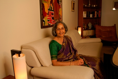 Excerpts from Seetha Srinivasan interview